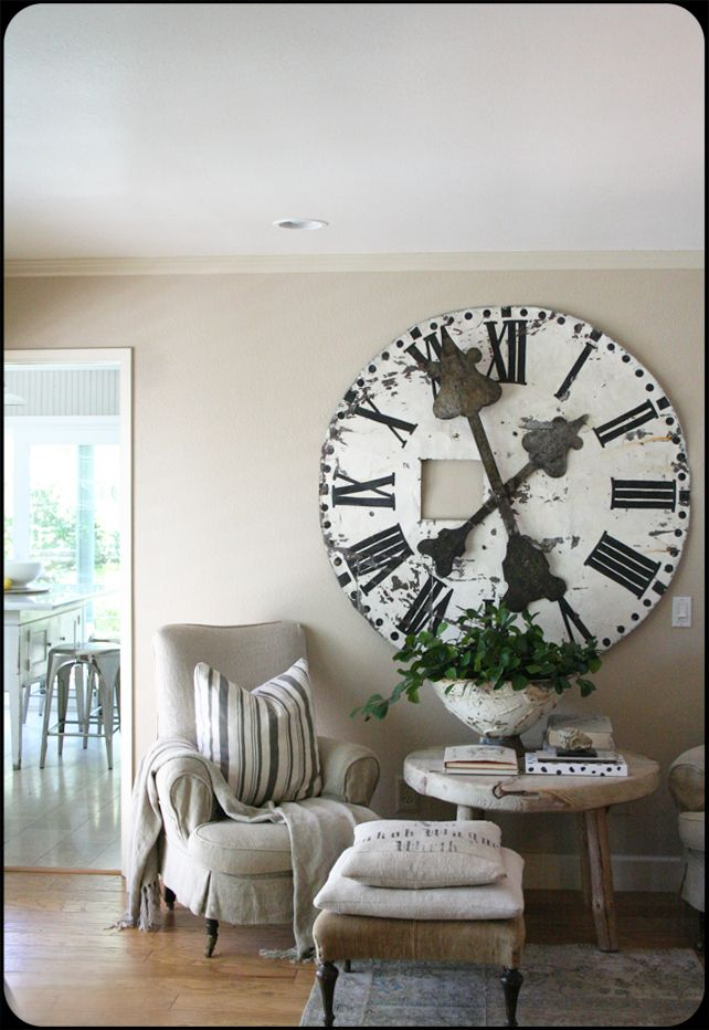 large wall clocks for living room. Large Clock 5 Product  Inspiration Oversized Clocks ConfettiStyle
