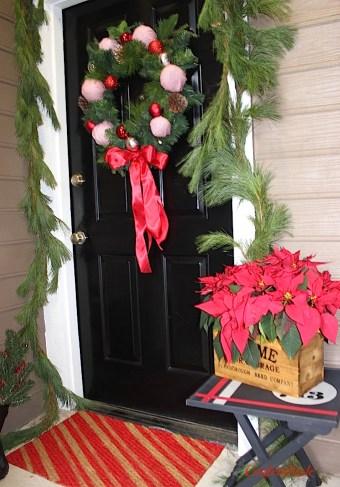 Christmas 2015--Front Door