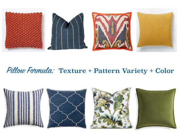 Design Chat The Perfect Pillow Formula Confettistyle