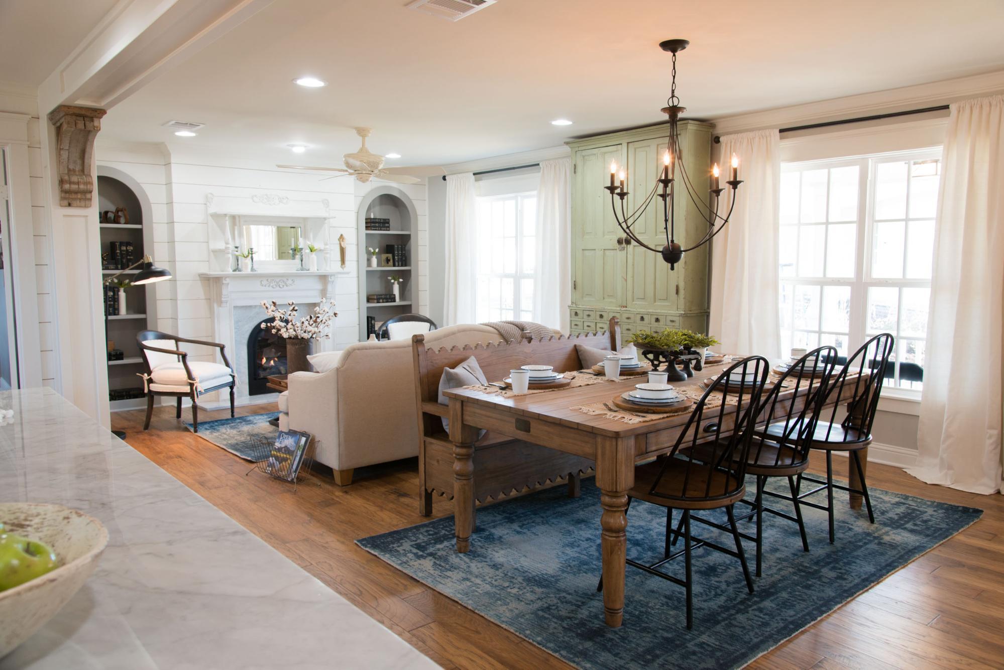 Magnolia Home Interior