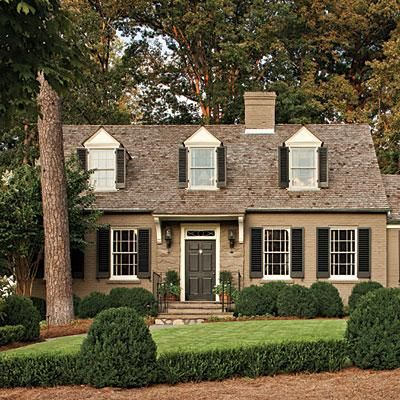 Curb Appeal:  Corbels As A Design Detail