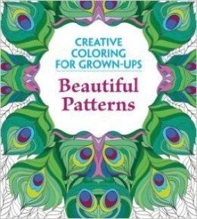 Beautiful Patterns--Coloring Books