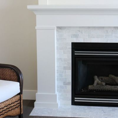 Filing the Nook–Decorating Around Your Fireplace