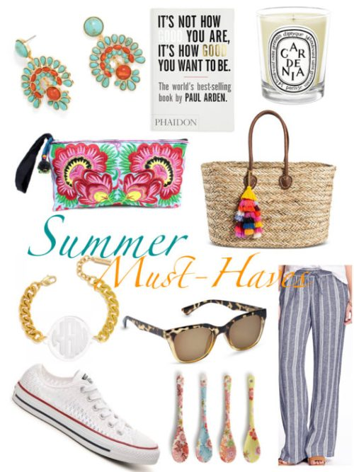 Summer Must Haves-2016.001