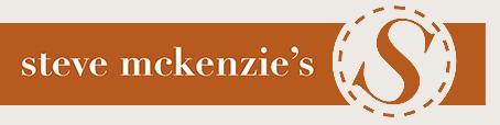 Behind The Blog--Steve McKenzie's