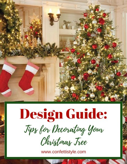 Christmas Decor Theme by ConfettiStyle