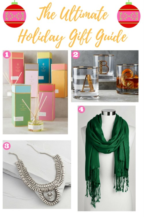 The Ultimate Holiday Gift Guide by ConfettiStyle