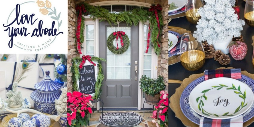 Merry & Bright Holiday Home Highlight Reel--Love Your Abode