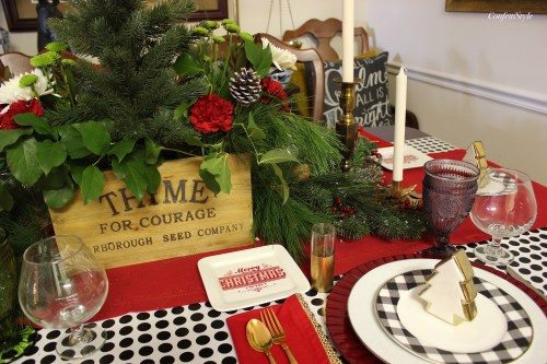 Merry and Bright Holiday Home Tour--Part 3 from ConfettiStyle