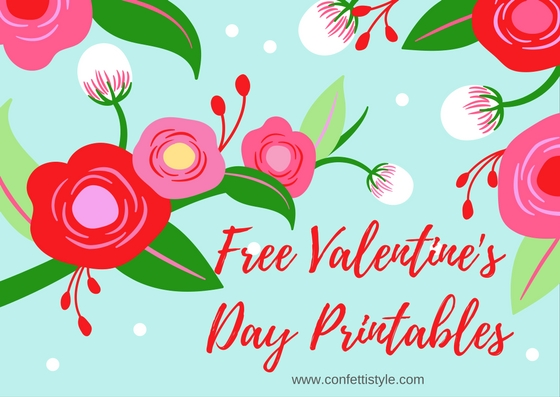 7 Free Valentine\'s Day Printables {designed just for you ...