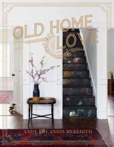 New Entertaining and Design Books for 2017--Old Home Love