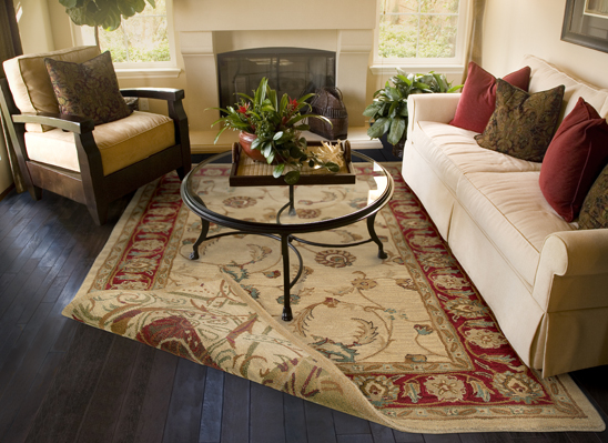 Designer Tricks OF The Trade--Reversible Rugs