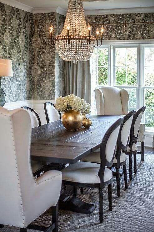 best service da978 883ab oversized dining room chairs – Loris Decoration