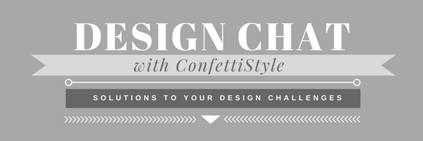 Design Chat:  Sectional Styling & A Family Room Refresh