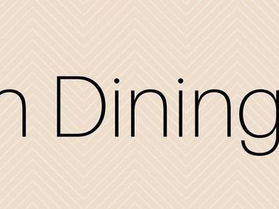 DESIGN PLAN: Tuscan Dining Room
