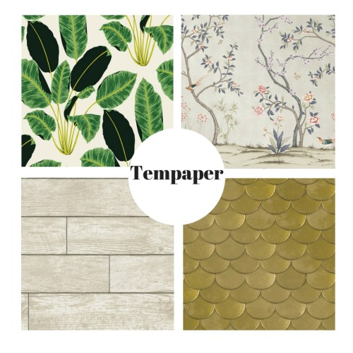Removable Wallpaper from Tempaper