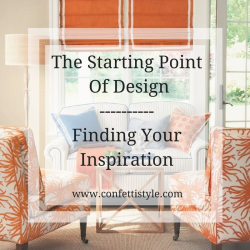 The Starting Point Of Design by ConfettiStyle