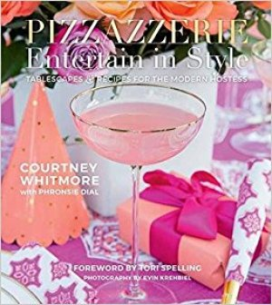 New Design Books: Pizzazzerie--Entertain in Style