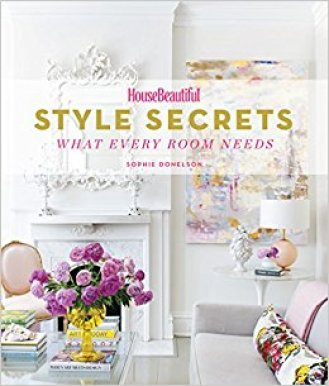 New Design Book: House Beautiful Style Secrets