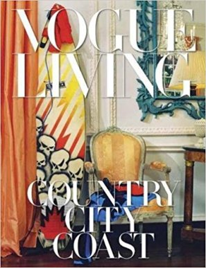 New Design Books--Vogue Living: Country, City, Coast