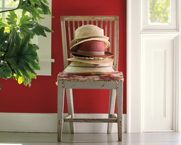 Benjamin Moore 2018 Color Of The Year--Caliente Red AF-290