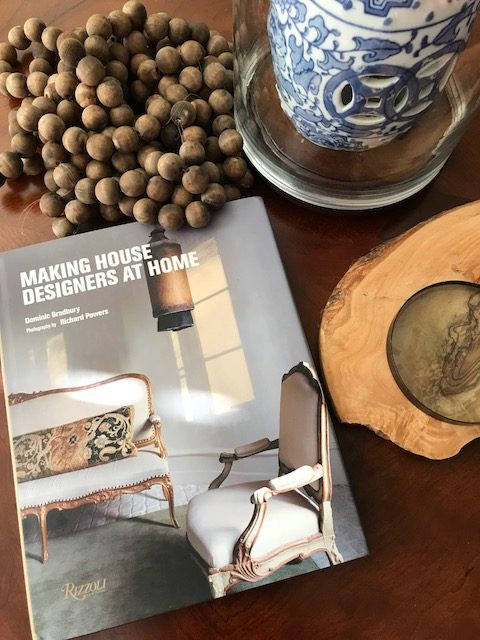 Book Review:  Making House--Designers At Home