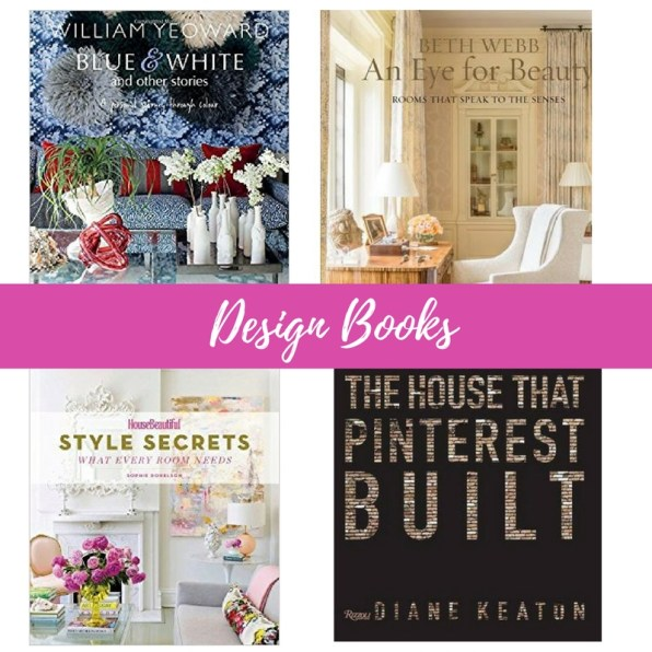 Holiday Gift Guide--Books To Inspire by ConfettiStyle