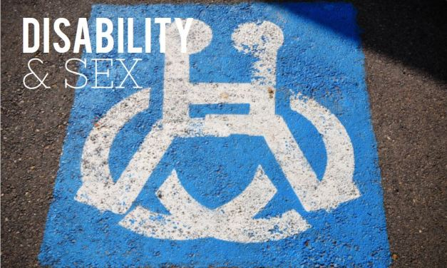 Disability & Sex