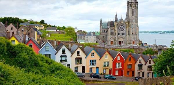 Cork-en-Irlanda