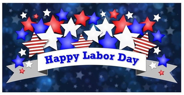 No Class Monday September 4th, 2017: Labor Day
