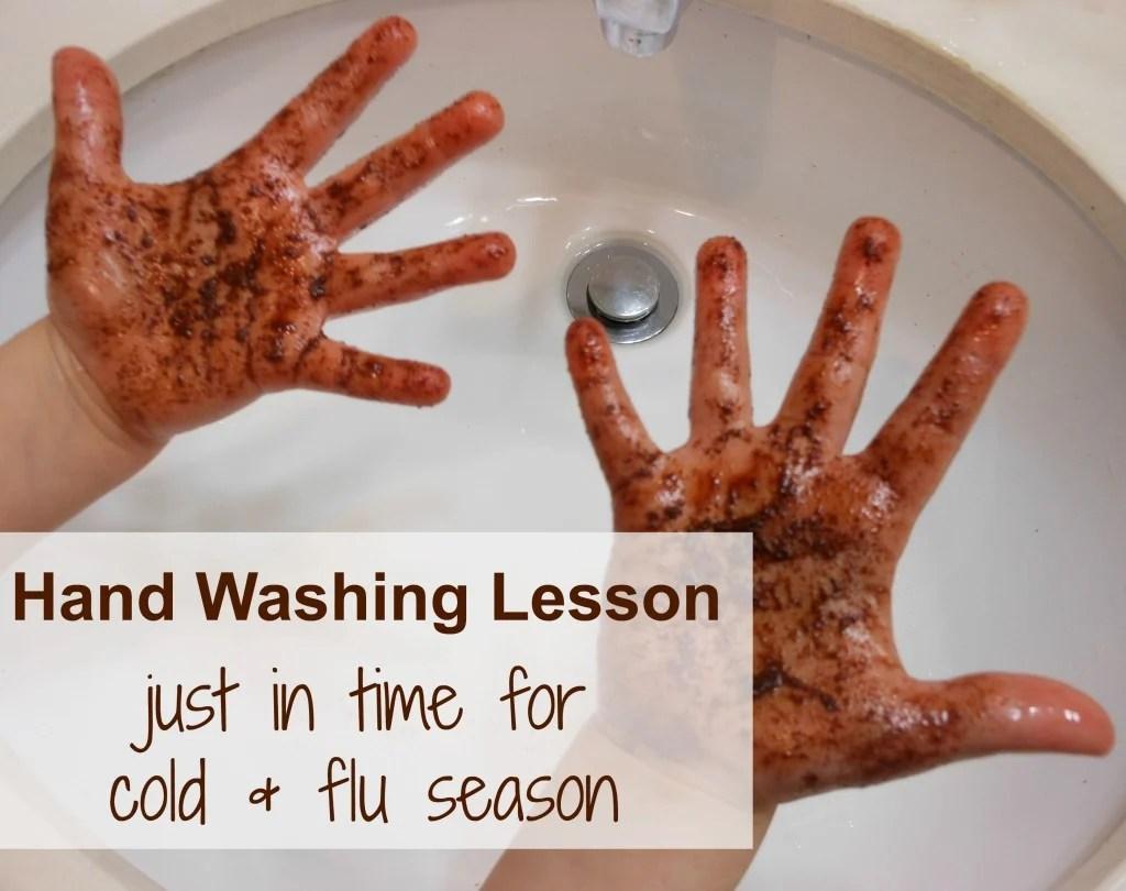 Hand Washing Worksheet Parenting