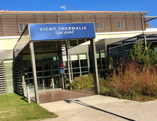 le Vichy Thermalia votre allié santé, forme et beauté avec ses soins innovants, programmes et séjours