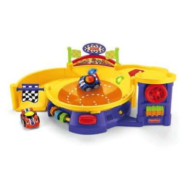 garage Fisher Price