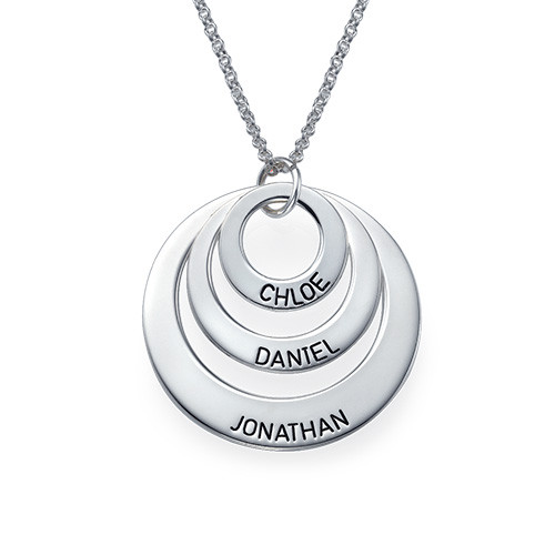 Mon collier prénom #IdeesCadeaux #FeteDesMeres