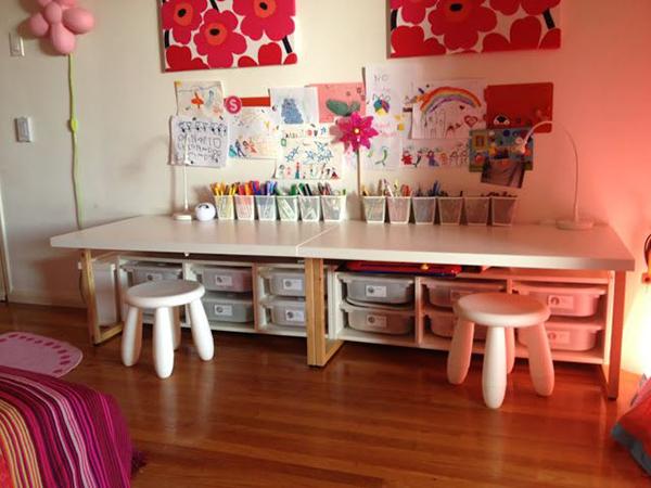 ikea hackers 10 id es et tutos pour d tourner les meubles ikea pour les kids confidences. Black Bedroom Furniture Sets. Home Design Ideas