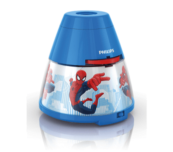 Philips Disney - Veilleuse projecteur Spiderman