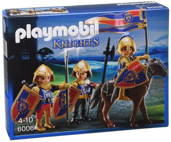 Playmobil_chevalier