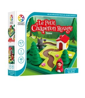 Le petit chaperon rouge - smart games2