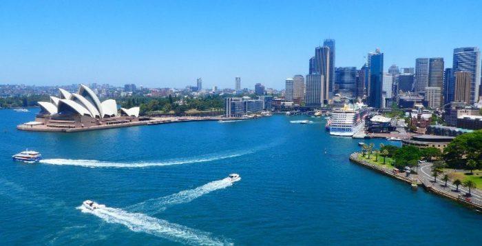 12 jours à Sydney