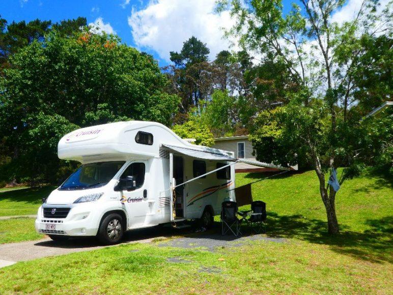 Australie en Camping-car