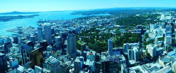 3 jours à Auckland