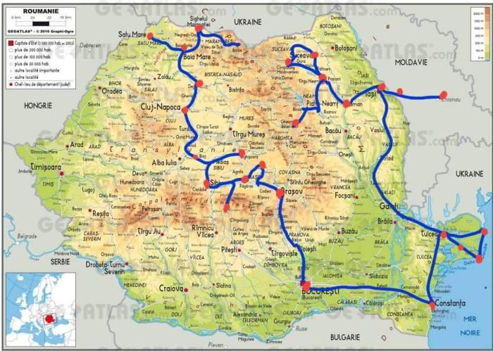 Voyager en Roumanie