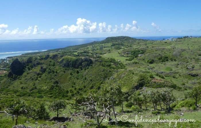 Randonnées de l'île Rodrigues