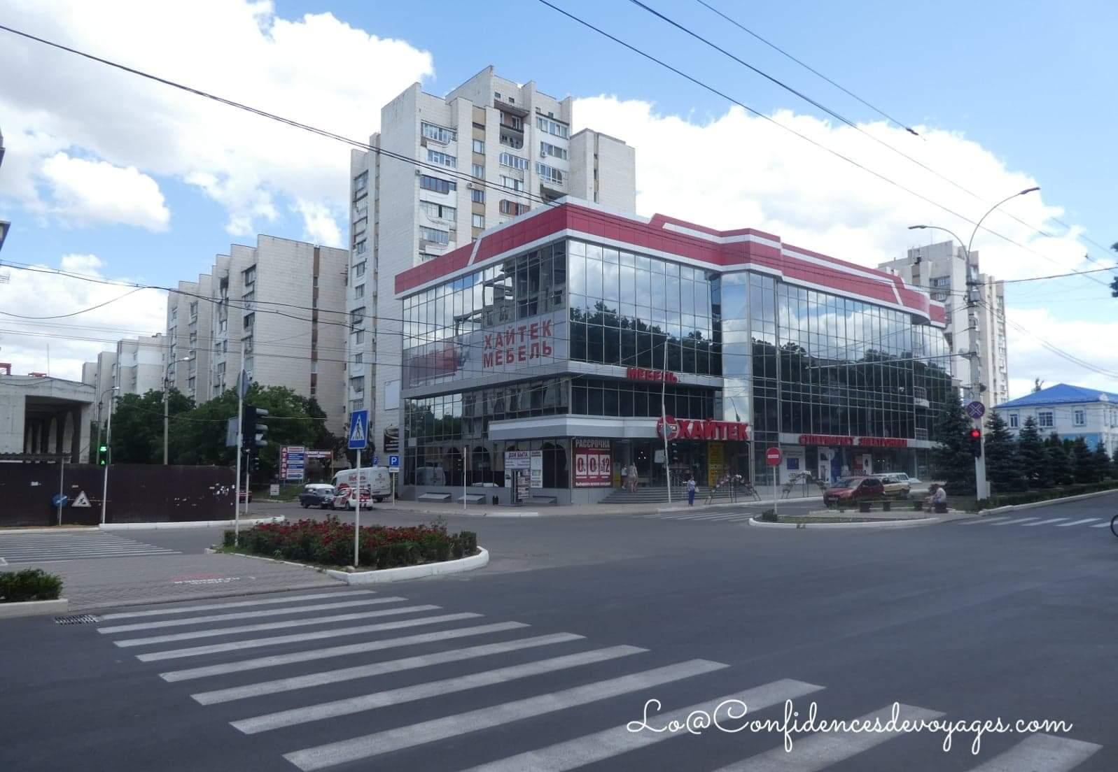 Voyager en Transnistrie