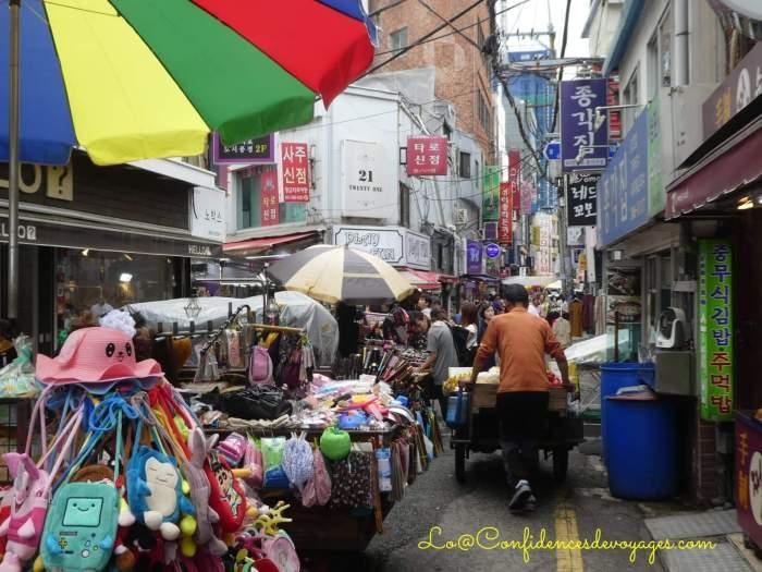 Visiter Busan en 2 jours