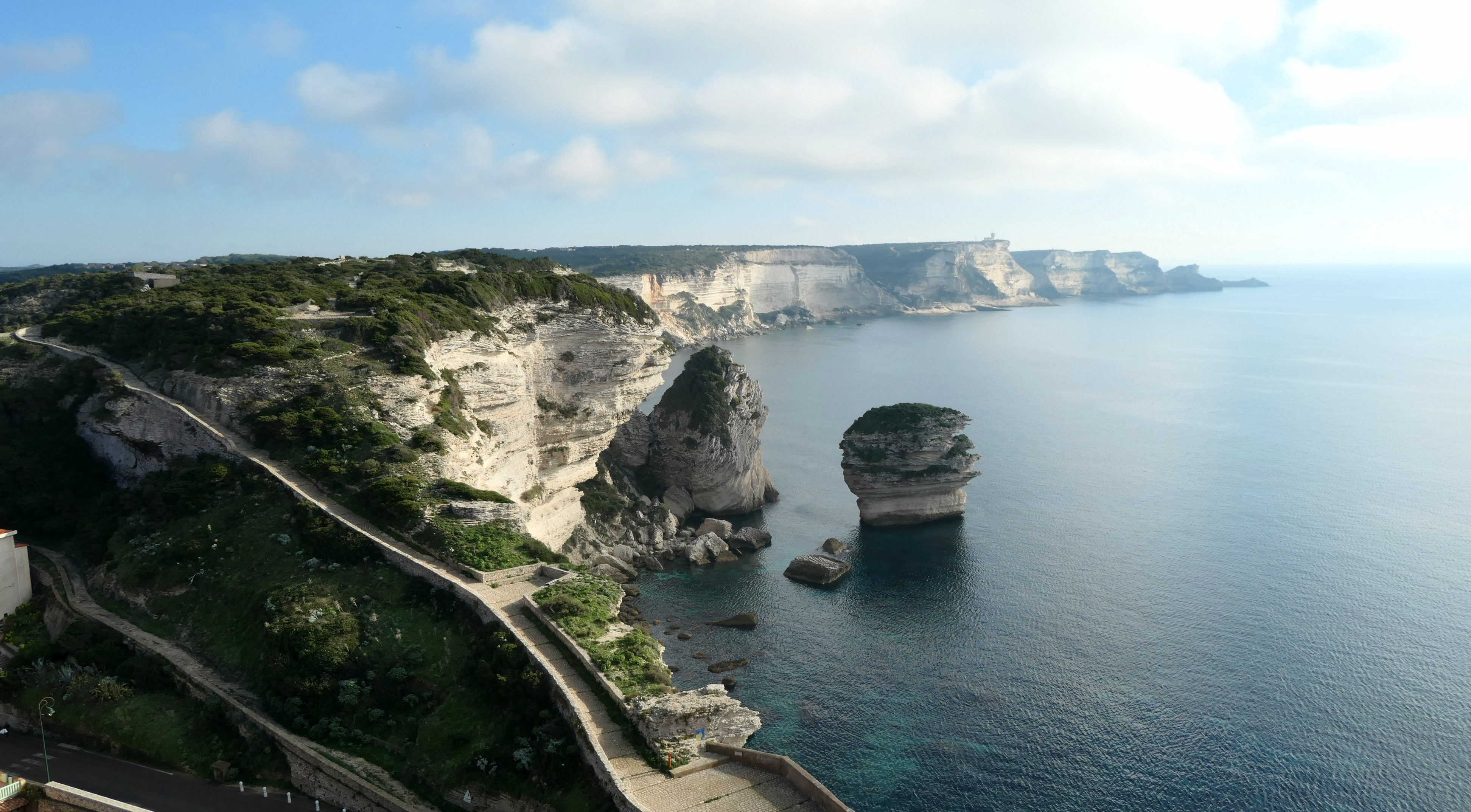 Visiter la Corse du sud