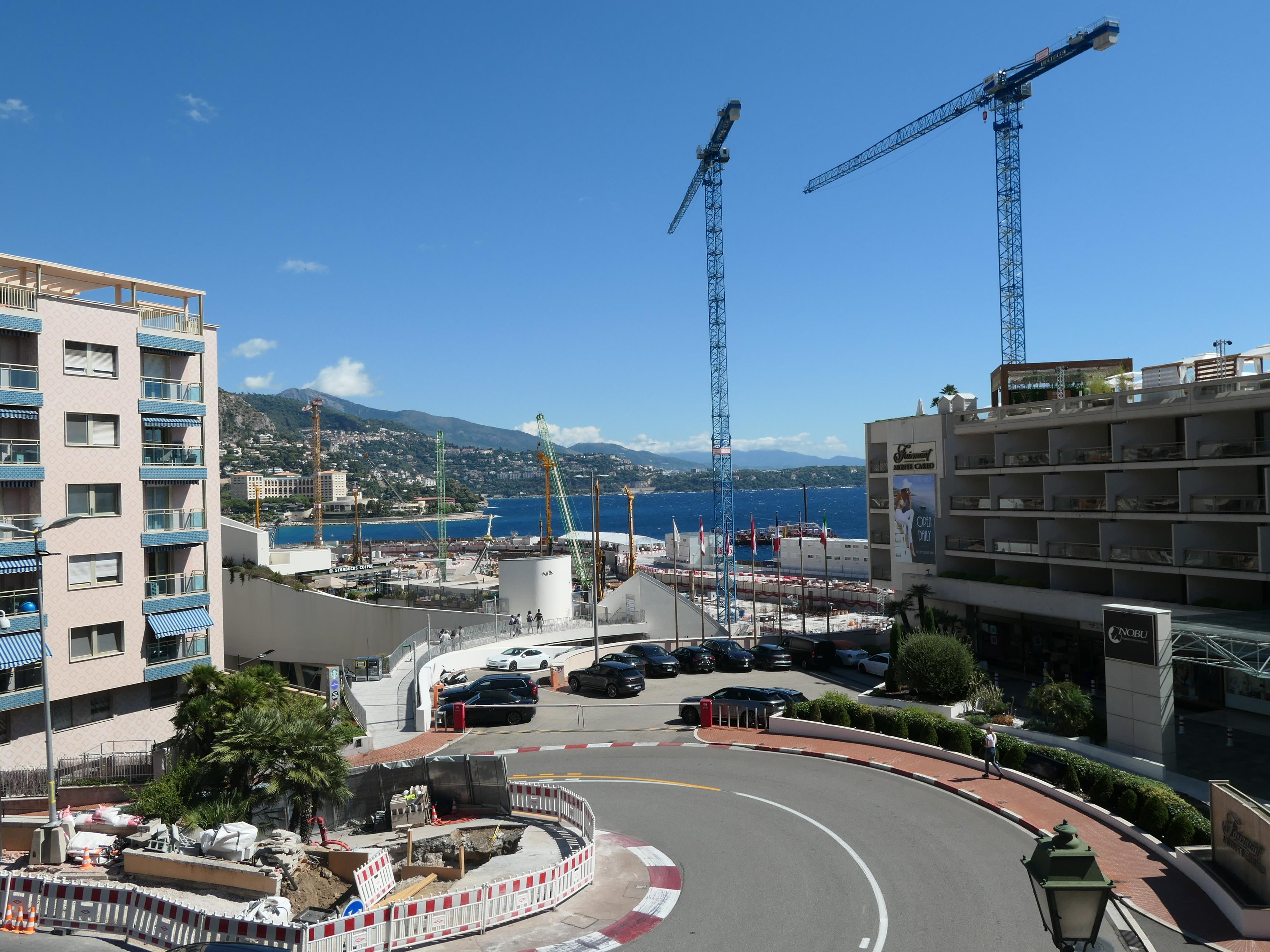quartier de Monte Carlo