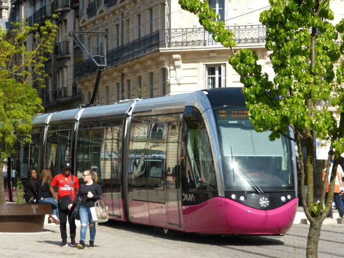 Dijon transport
