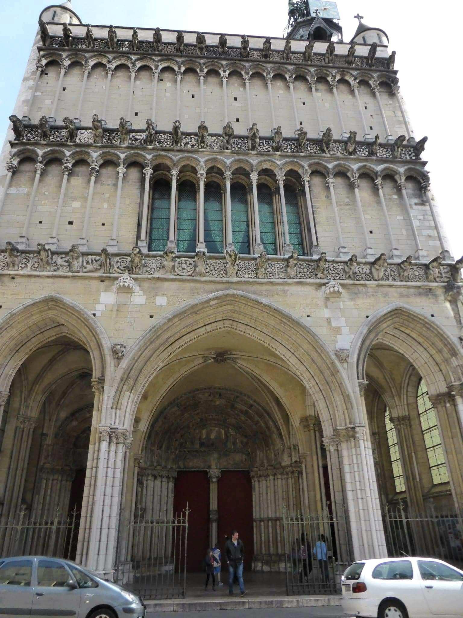 Dijon église notre dame