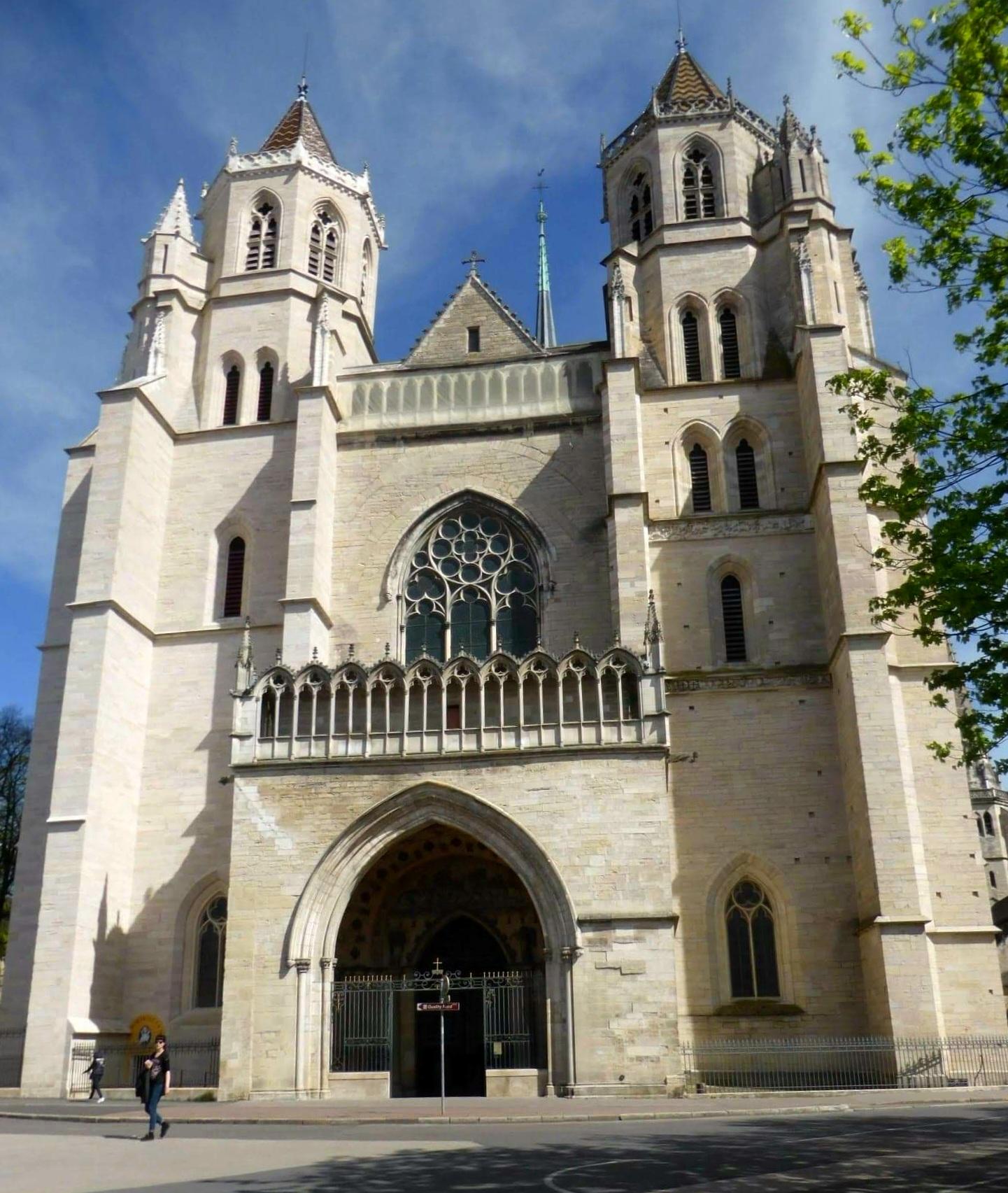 Centre ville Un week-end à Dijon